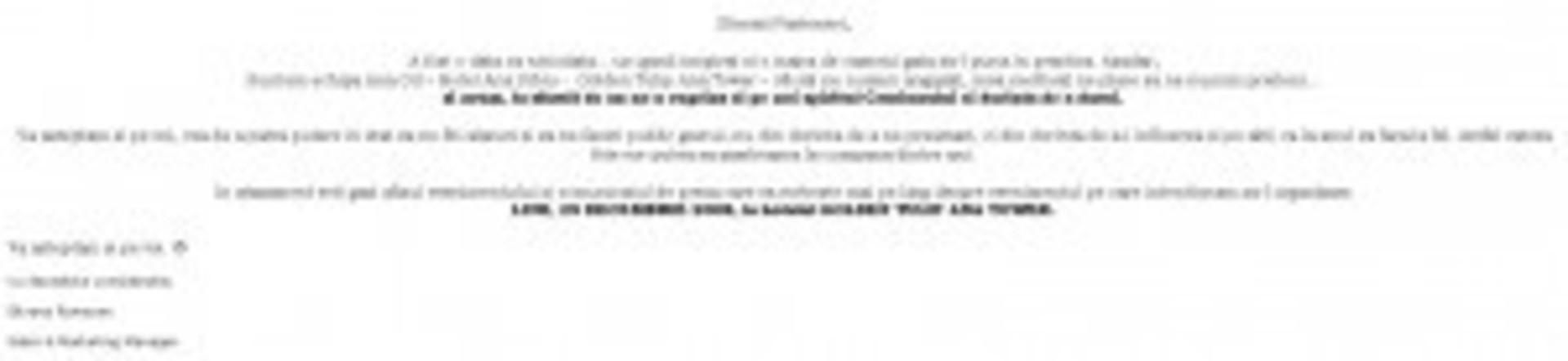 """""""Demolition Ana Oil"""" face daruri de Craciun"""