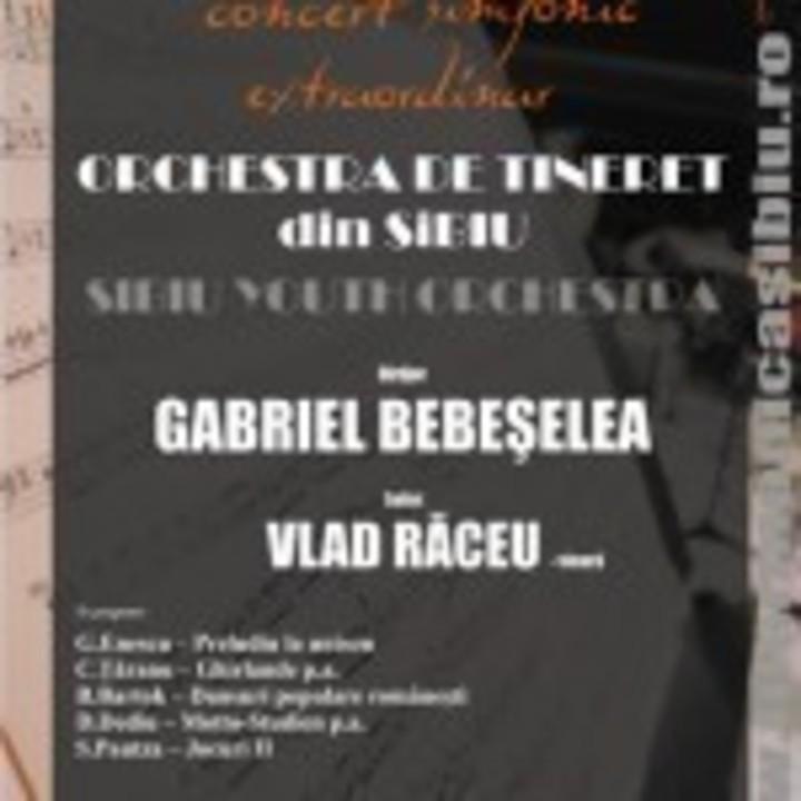 Concert special la Sibiu