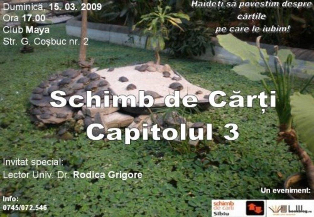 Schimb de carti 3 Sibiu