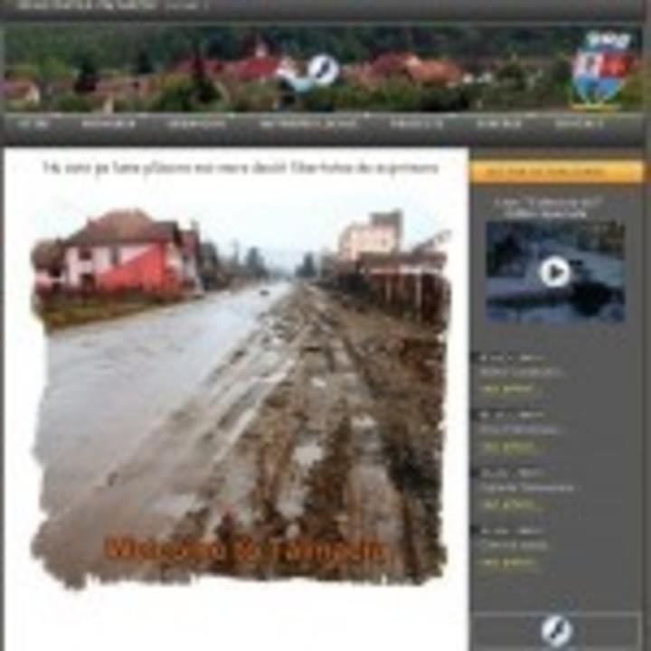 Talmaciu are site de libera exprimare