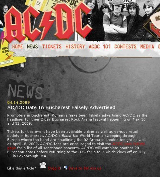 Farsa AC/DC