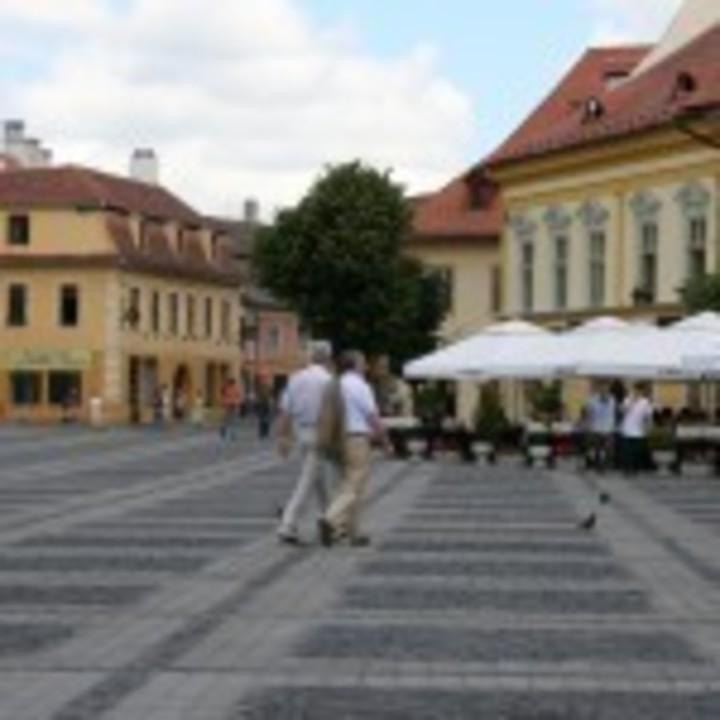 Golden Blitz de Sibiu