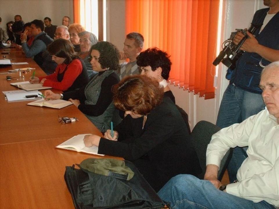 Dezbatere Strand Padurea Dumbrava 3