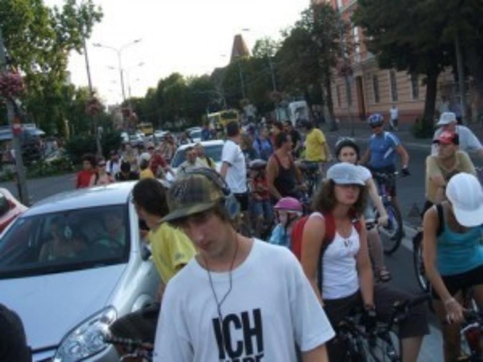 Masa Critica Sibiu - Take 1