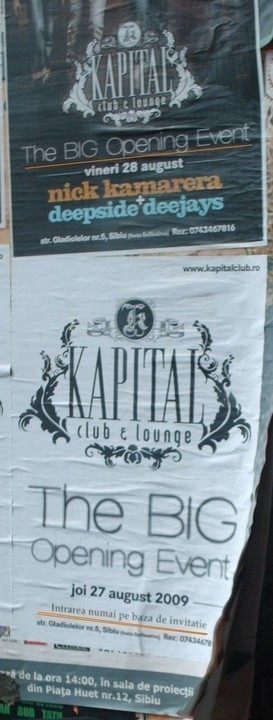Club Kapital Sibiu