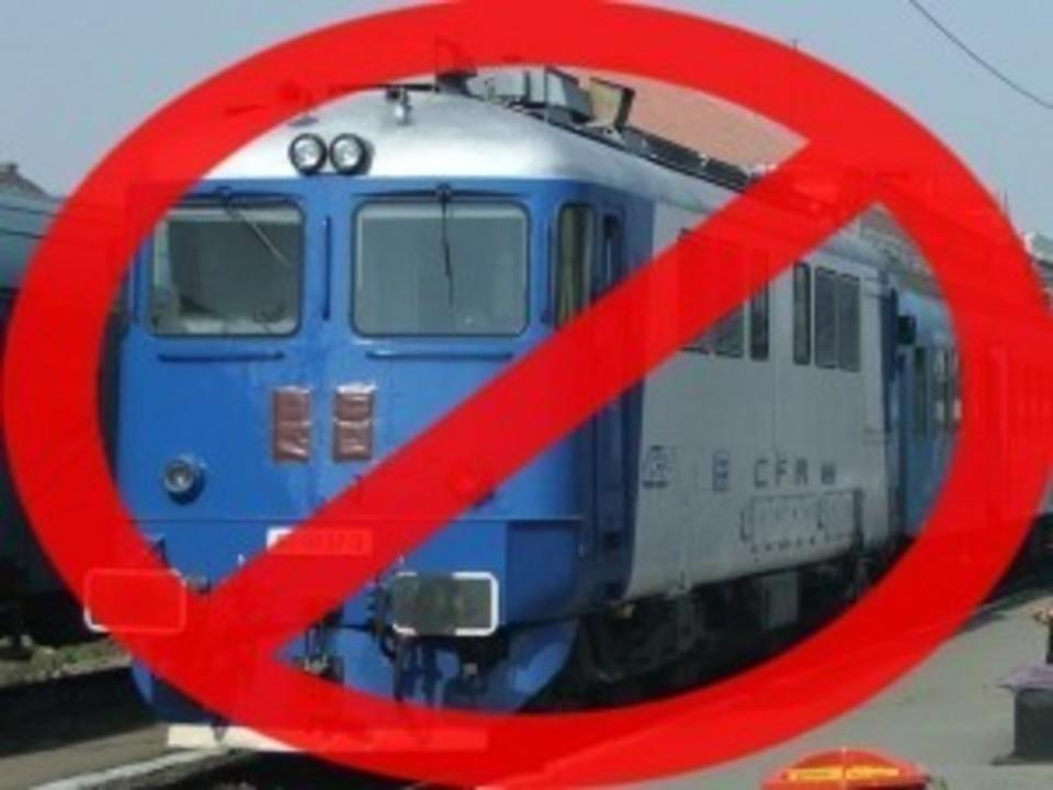 Sibiul izolat feroviar
