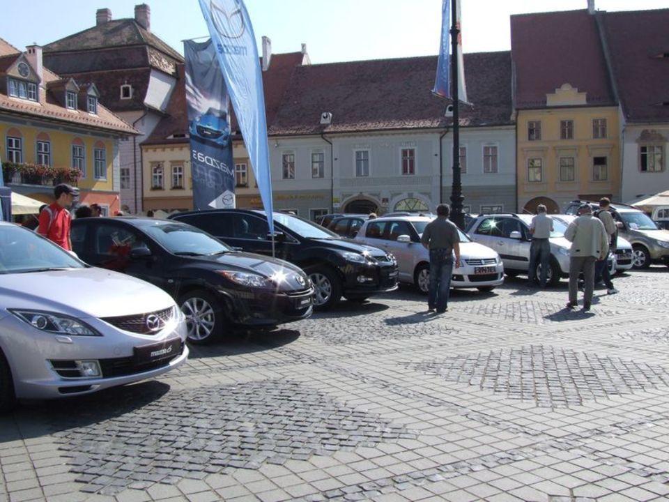Ziua europeana fara masini ... nu si la Sibiu