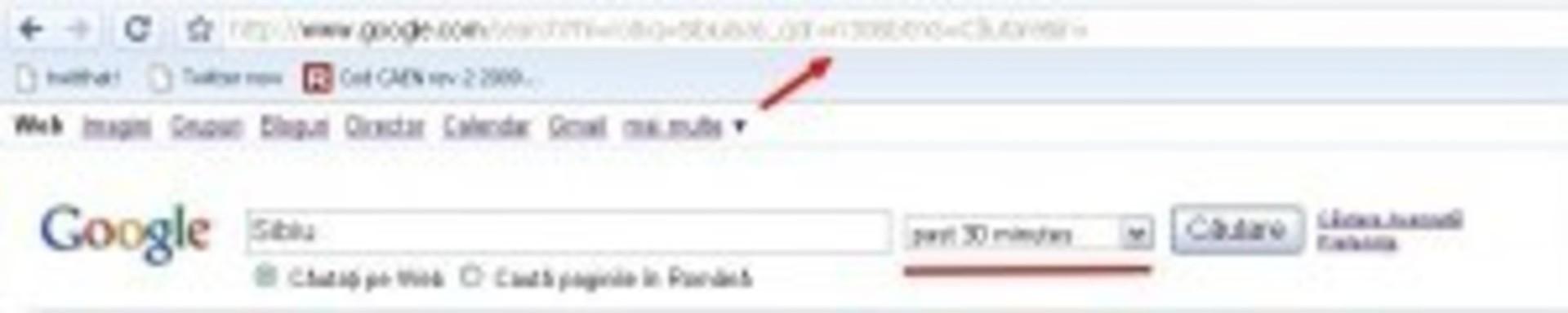 Cum sa cauti indexari Google de cateva secunde?