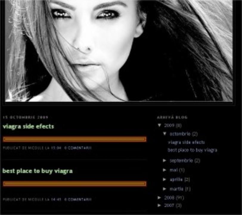 Nicolle vinde Viagra