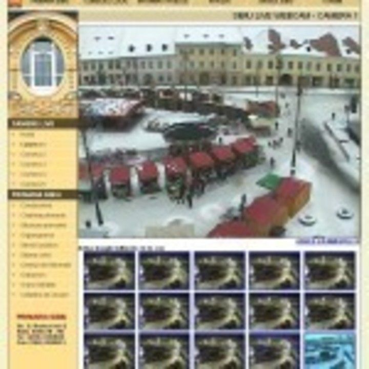 Webcam live Sibiu, noutati