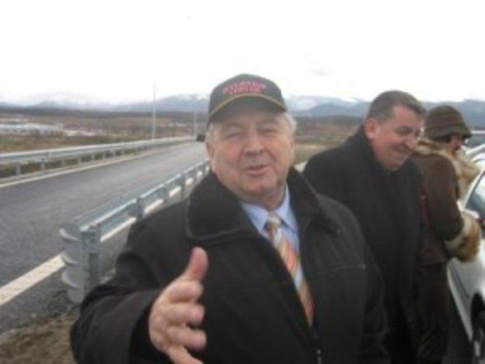 Cum înjură Ilie Carabulea presa pe Centura Sibiului