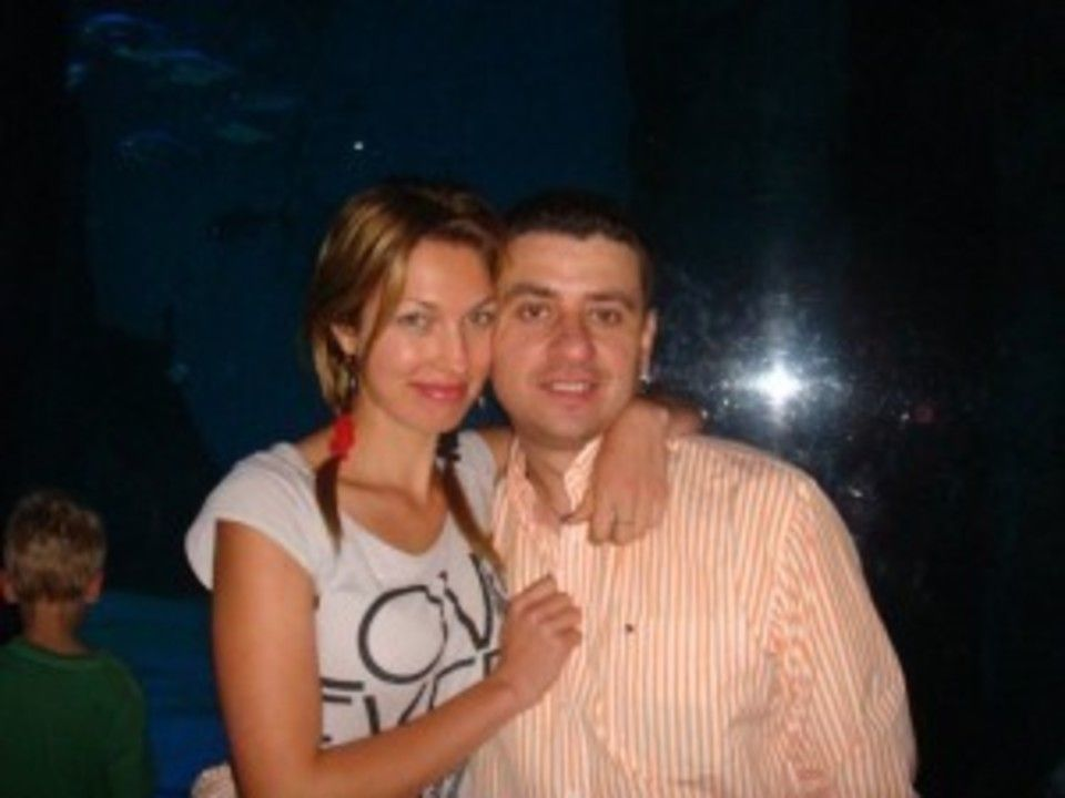 Cristi Marinescu s-a logodit