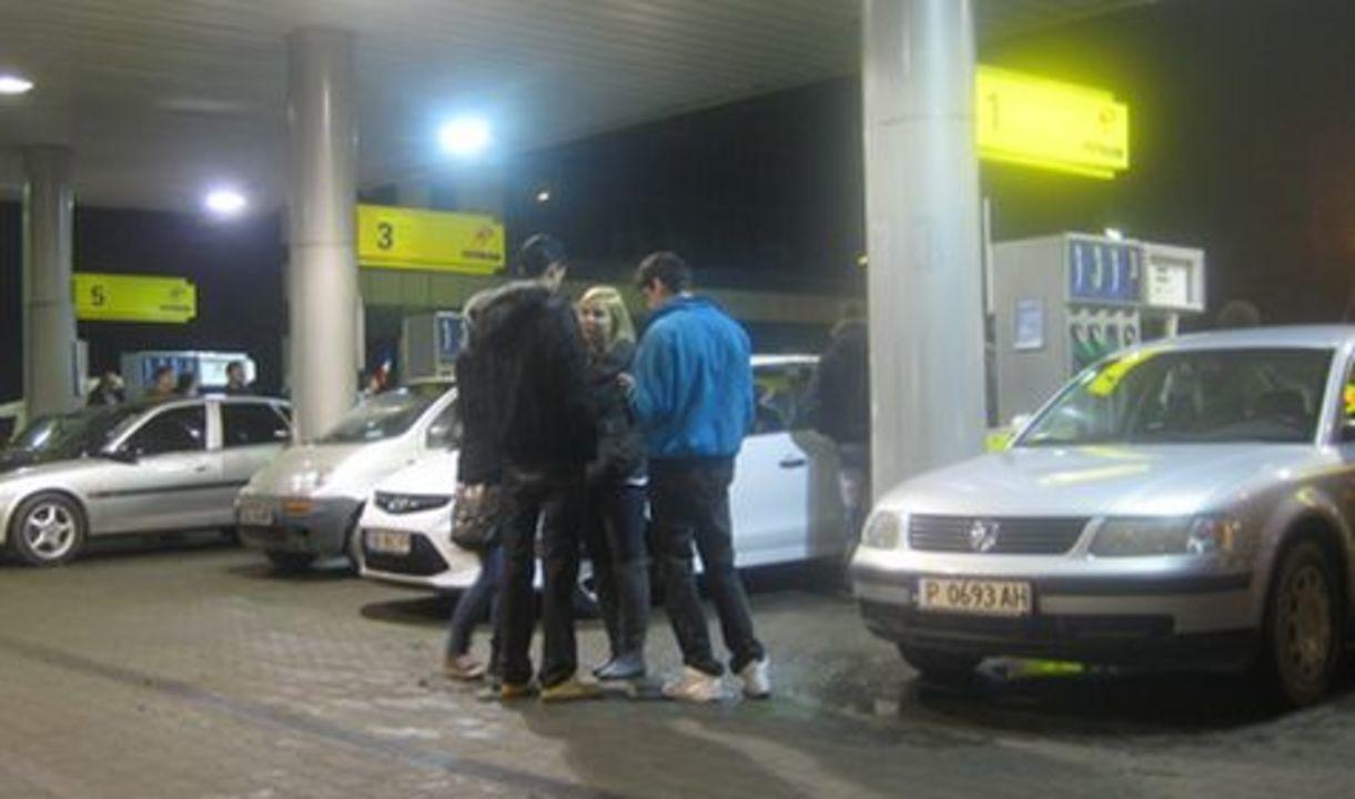 protest benzina
