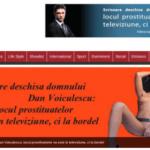 Despre televiziunile romanesti... cu mult sictir!