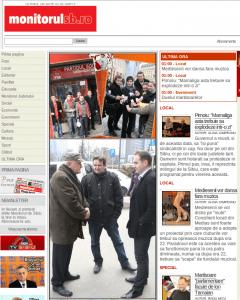 S-a mutat Cosmin Pal de la Tribuna la Monitorul de Sibiu?