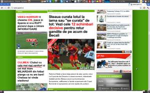 Sport.ro si bacul