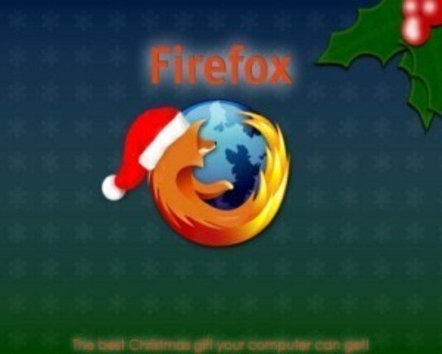 incercati Firefox de craciun