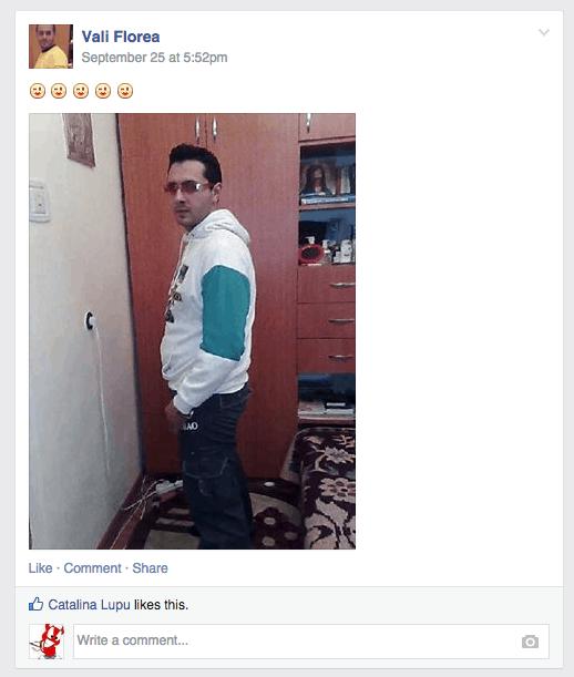 Cum recunosti un curv pe Facebook