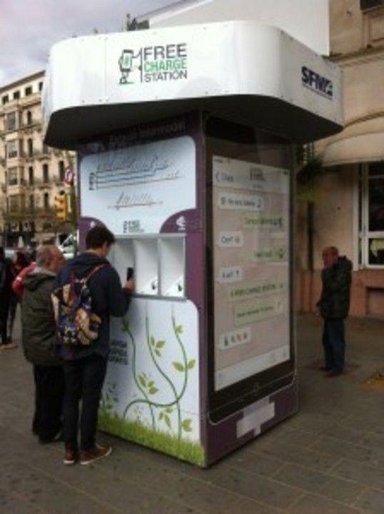 Internet si energie gratis pentru dispozitivele mobile
