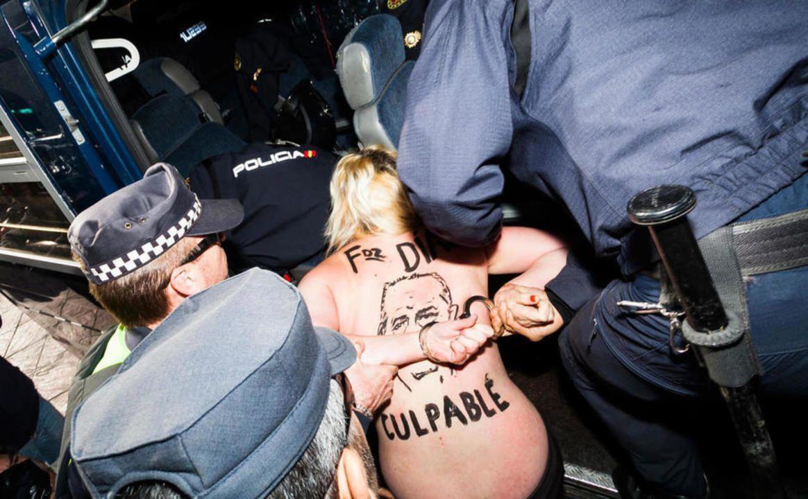 Nici Femen nu mai e ce-a fost