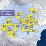 Harta coruptiei parlamentare