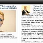 Ce-a facut Raluca Turcan?