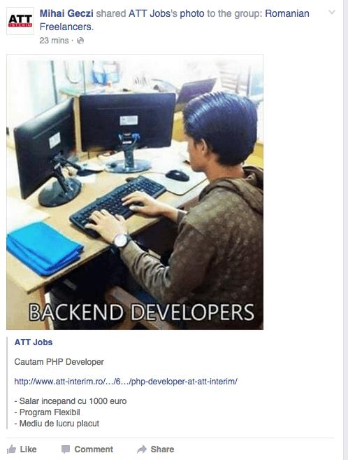 Voi v-ati depune CV-ul la astia?