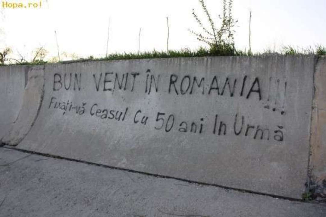 Romanii, acesti americani in devenire