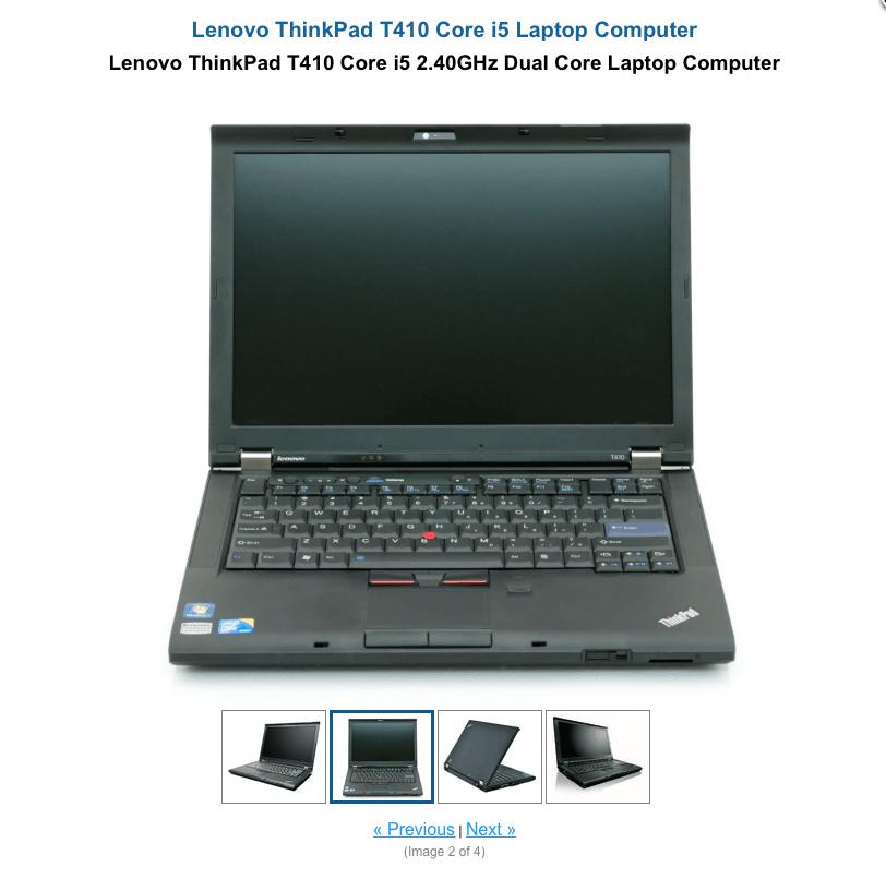 IBM si laptopurile badarane