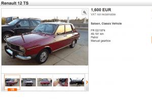 Brandul Dacia e exploatat prost