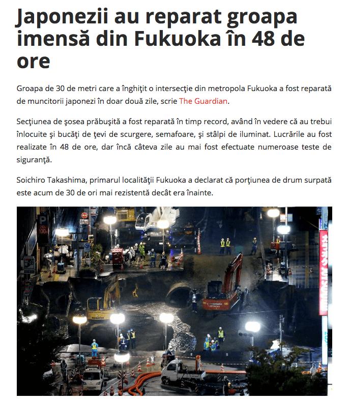 Povestea falsa a celor 48 de ore