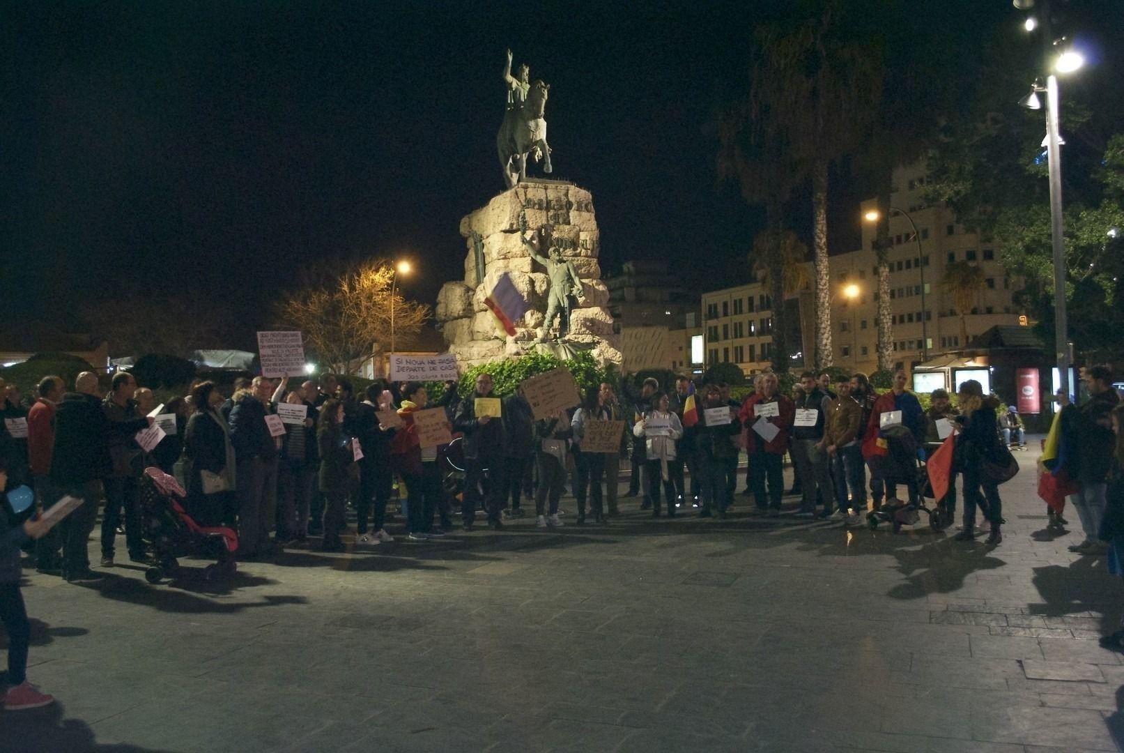 O poveste de la protest