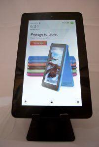 Prima impresie despre Kindle Fire