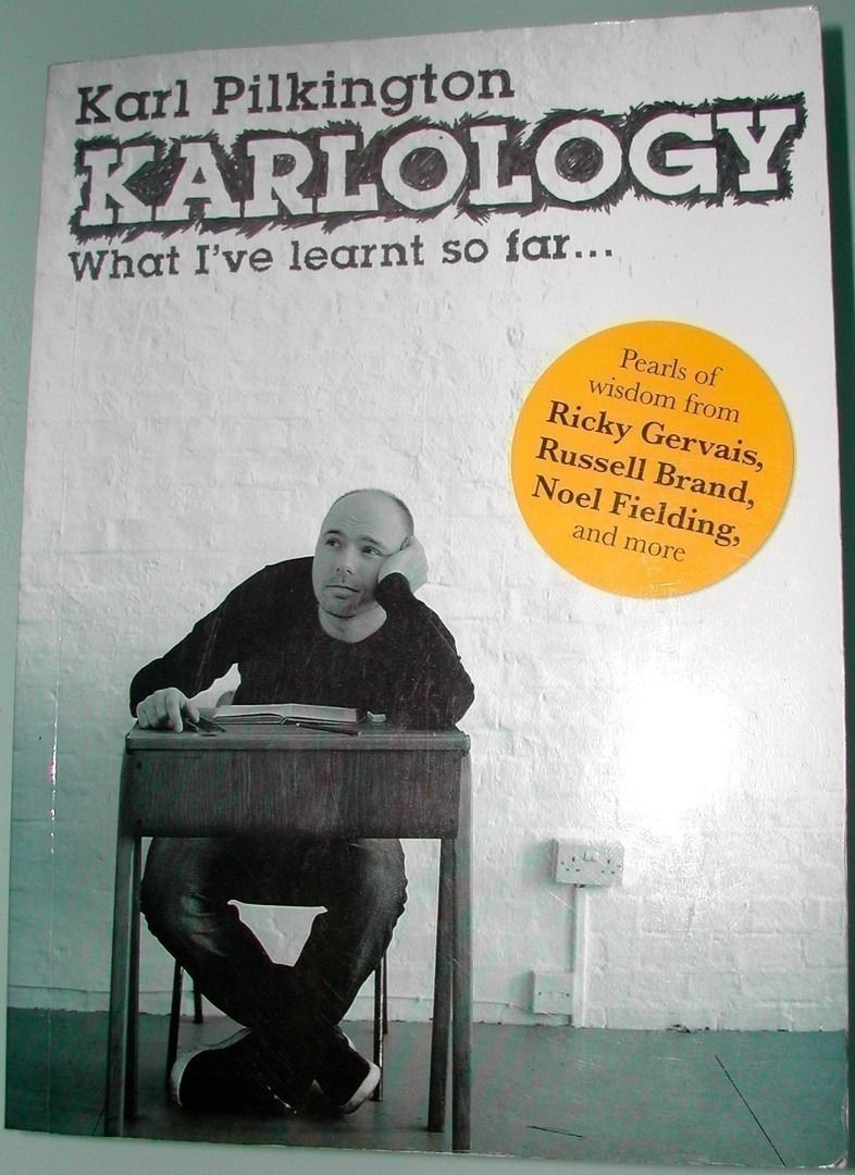 Karlology (de Karl Pilkington) - scurt comentariu