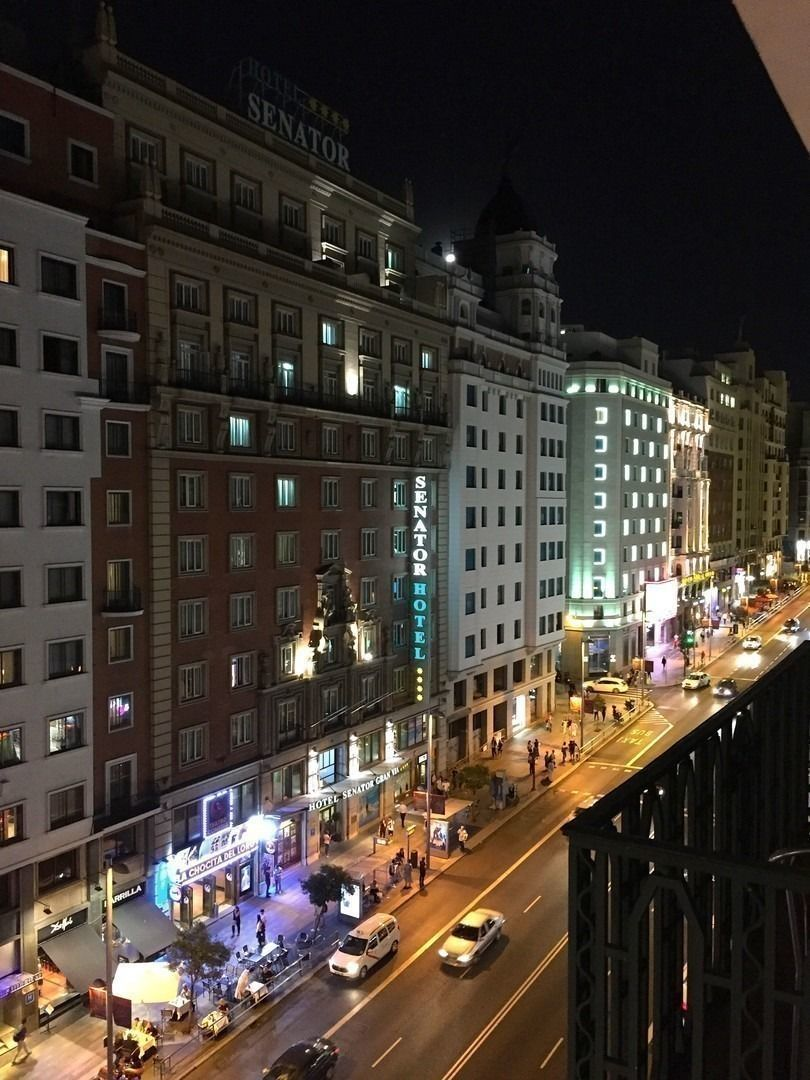 Din Madrid cu dragoste
