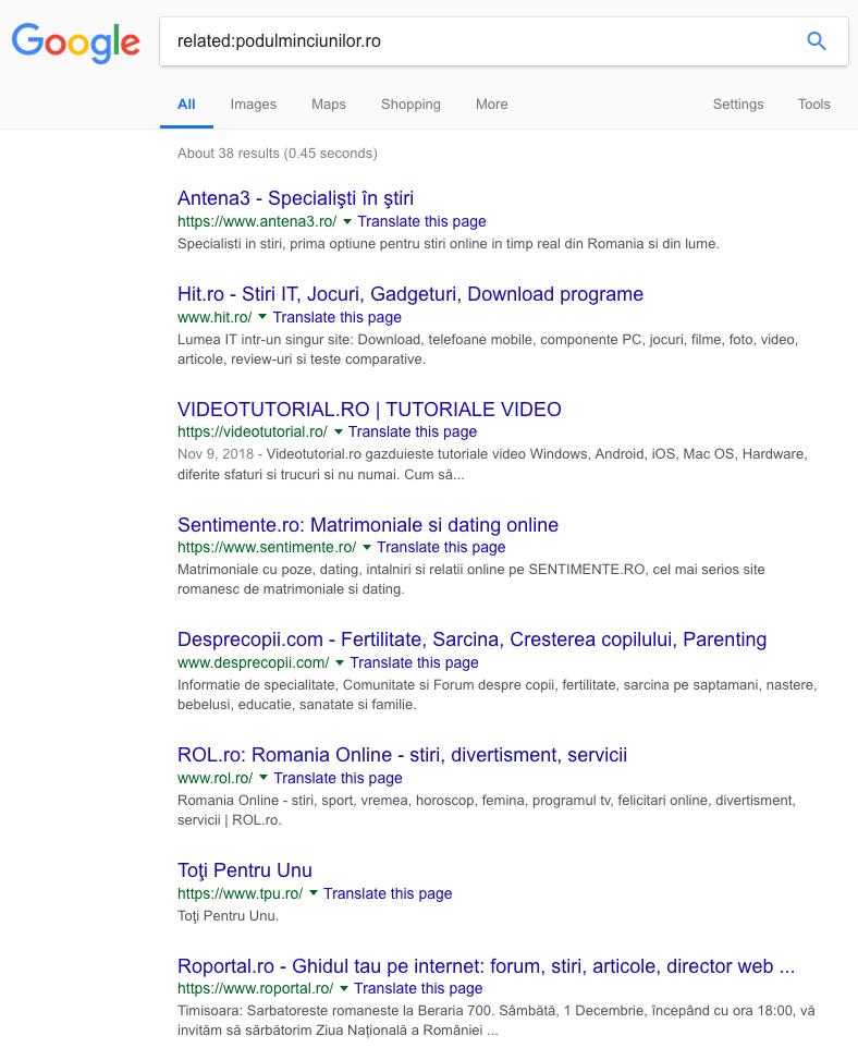 Du-te acasă Google. Ești beat!