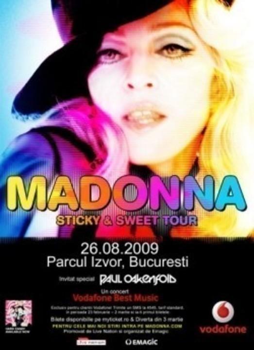 Madonna si romanii rasisti