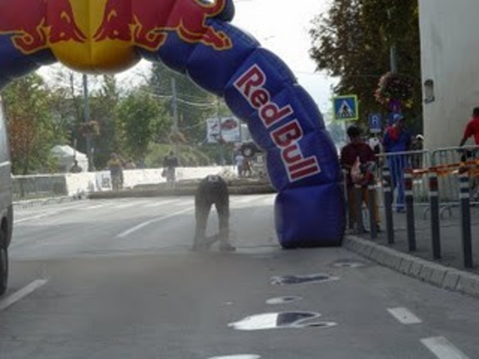 Red Bull Romaniacs Fiasco
