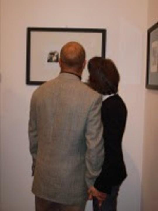 Expozitie de pictura si grafica
