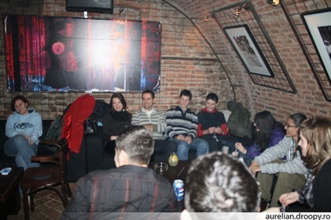 Intalnirea bloggerilor Sibiu 2009