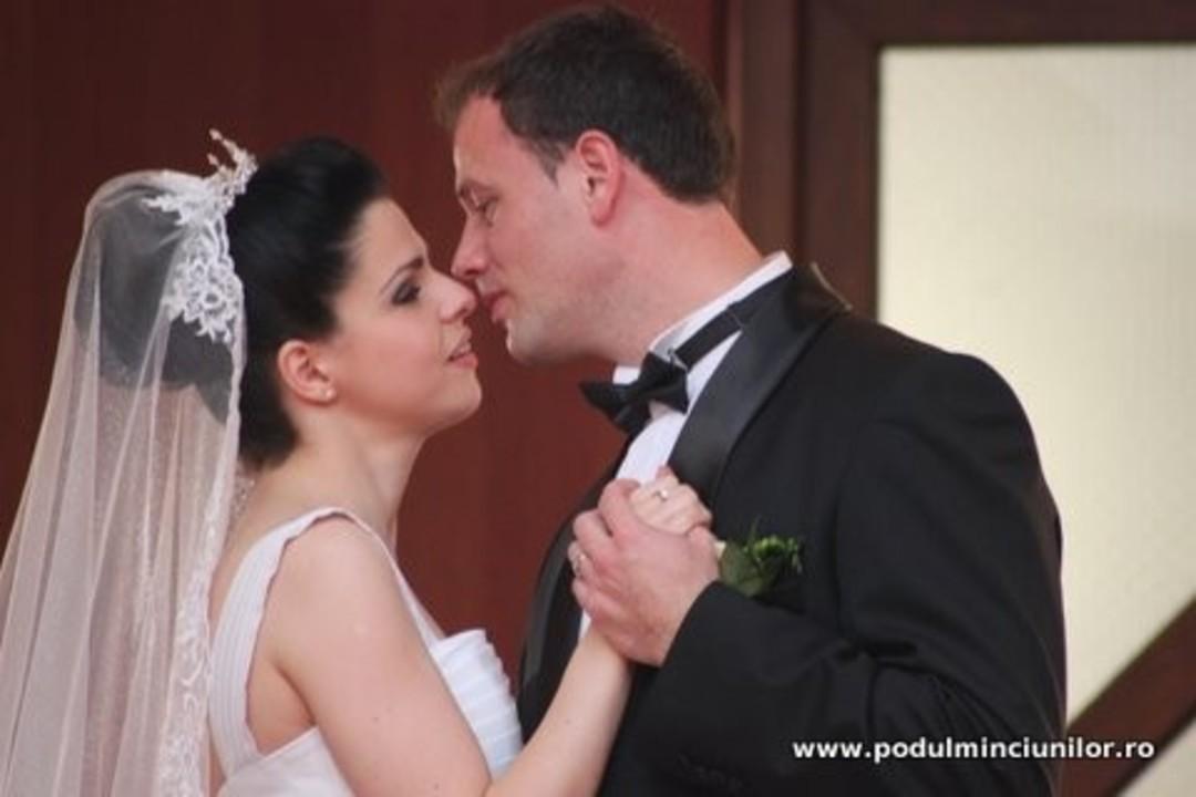 Laura Dobrota, poze de la nunta