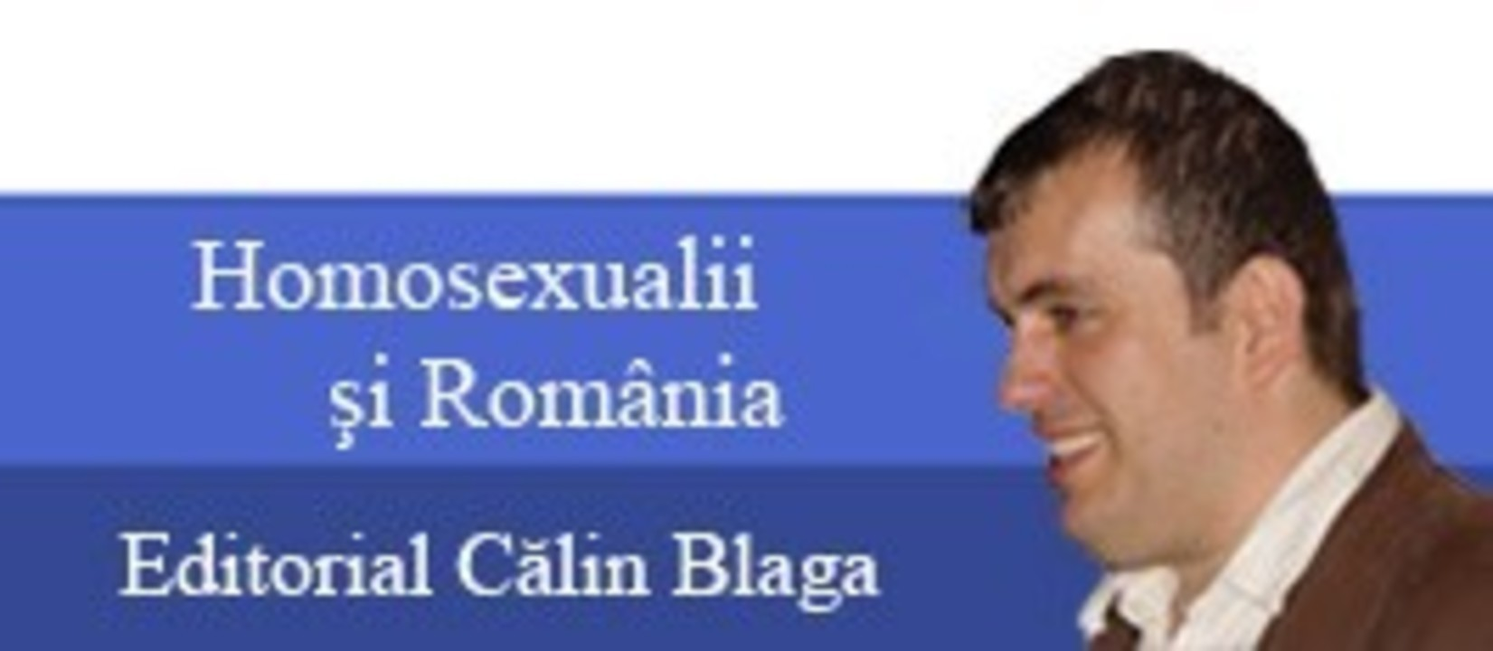Homosexualii si Romania