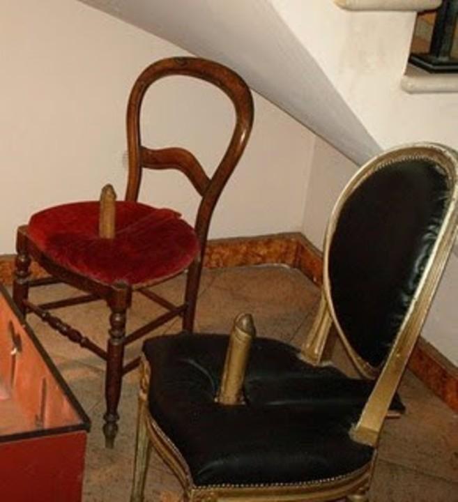 Bataie pe scaun