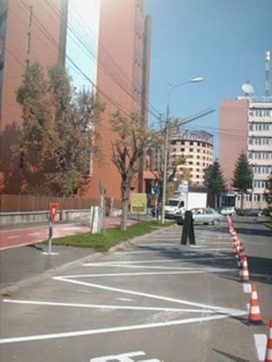 EXCLUSIV: Primaria Sibiu face parcari pentru Golden Tulip