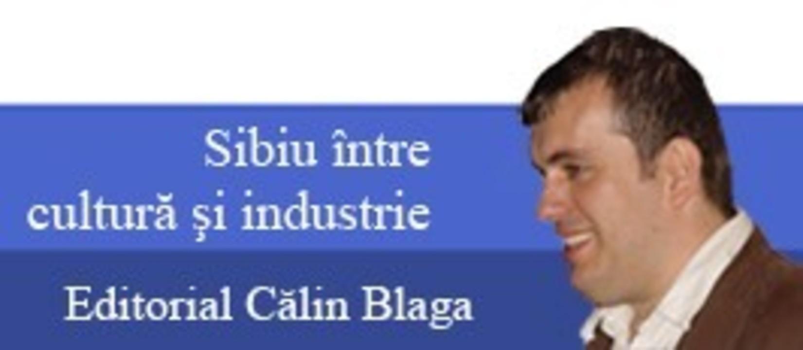 Editorial Sibiu7 - Sibiu între cultură şi industrie