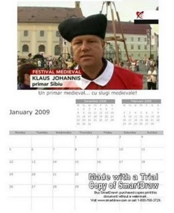 Mazemania Calendar 2009 Free