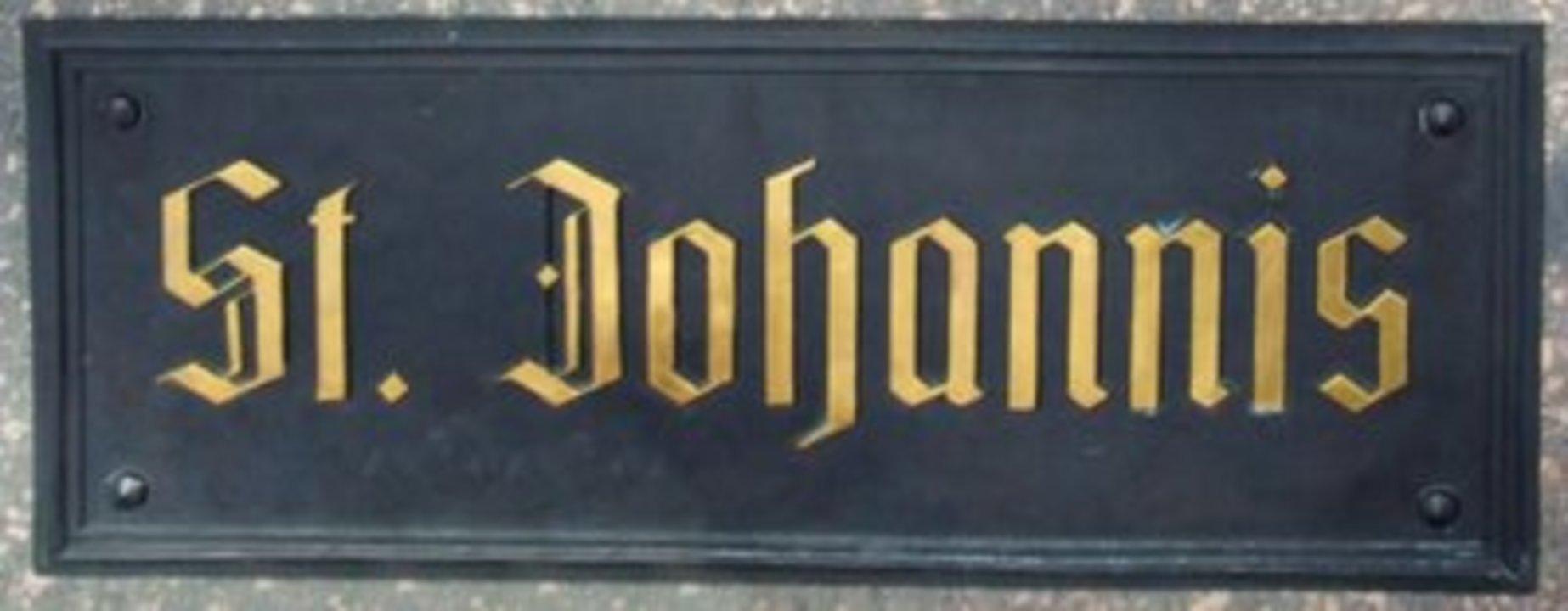 Sfantul Johannis