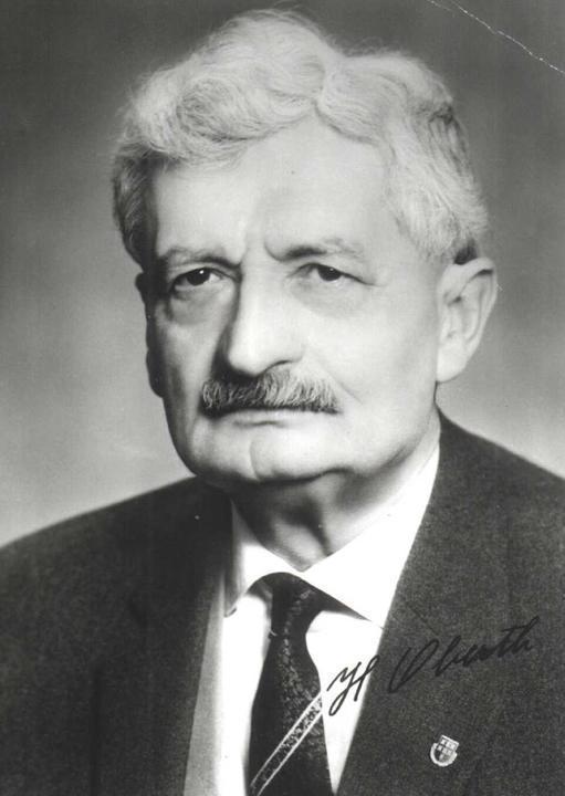 Personalitati Sibiu: Hermann Oberth